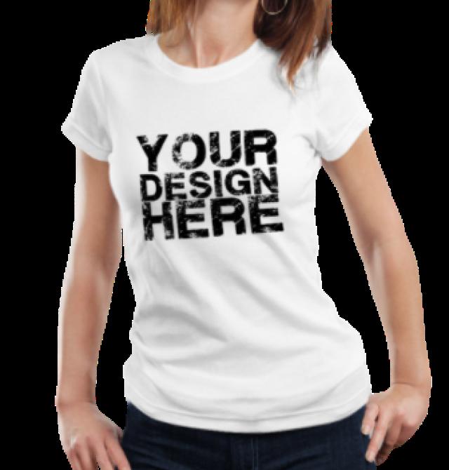 Custom products tshirt
