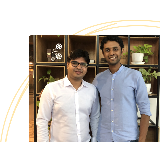 Pawan Gupta and Abhishek Sharma